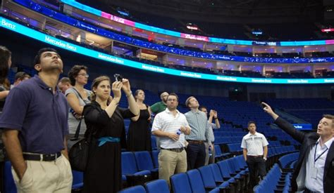 Uo Mba Warsaw by A Tour Of The Mercedes Arena Uo Business Blogs