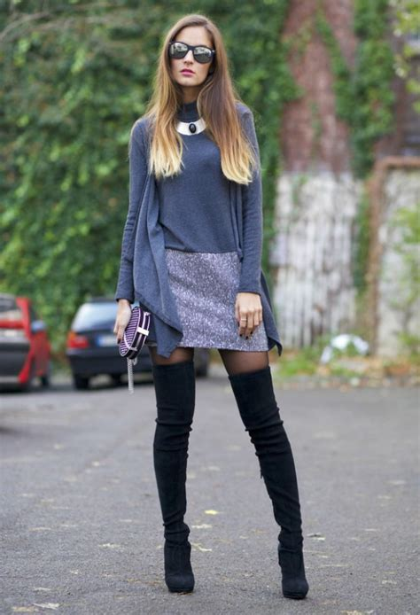 15 Stylish Winter Outfit Ideas with Boots   Style Motivation