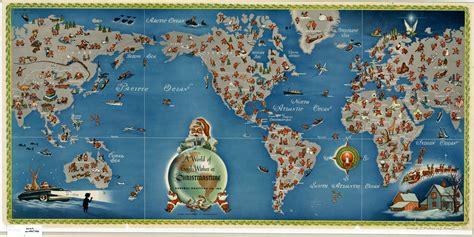 santa map december 2013 socalgis org