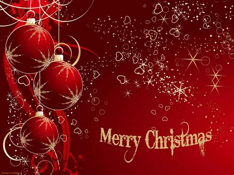 merry christmas red wallpaper vector photo  pc background