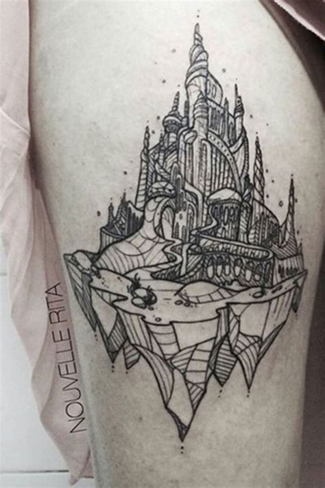 disney castle tattoos designs 43 best tattoos images on tatoos you