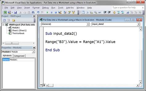 How To Find Without Last Name Excel Vba Insert Data Into Cell Copy Cell Value In Vba Excel 2010 Doztechexcel Write
