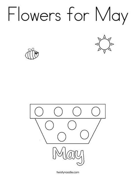 coloring pages for may 1000 images about may day activities on pinterest