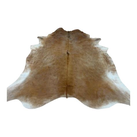 Brown Hide Rug Light Brown White Animal Cow Hide Rug Carpet Runners Uk