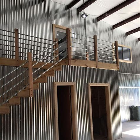 Metal Building Interior Walls by 17 Best Ideas About Metal Shop On Metal Barn