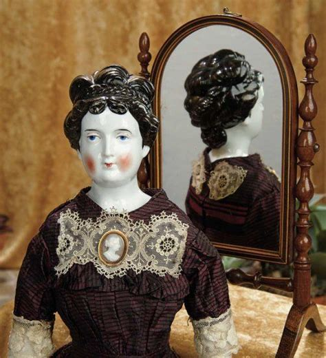 identifying german parian dolls coiffures models and auction on