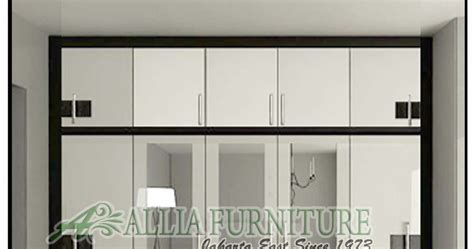 Lemari Tanam Tembok lemari tipe minimalis unit model zorro allia furniture