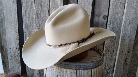 Handmade Cowboy Hats - gus style custom cowboy hat