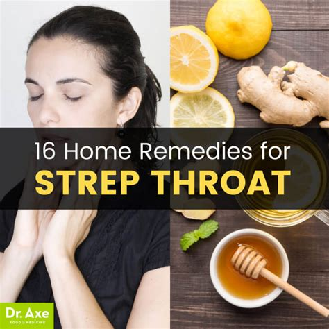 16 strep throat home remedies for strep throat