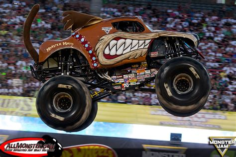 monster mutt truck videos monster jam world finals xvii photos thursday double down