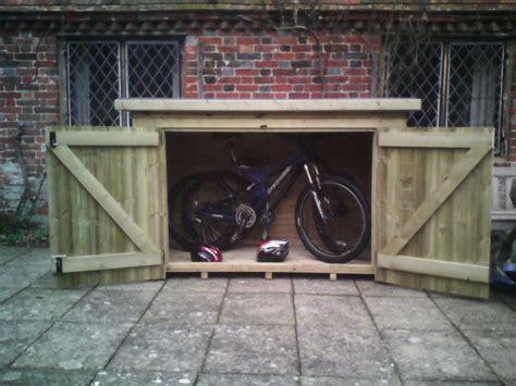 Secure Bike Sheds by The Shed Bike Sheds Bin Stores