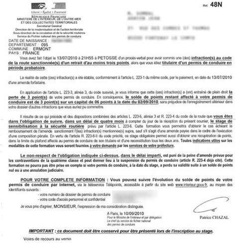 Exemple De Lettre Recommandée Modele Lettre 48n Document