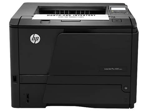 Toner Hp Laserjet Pro 400 hp laserjet pro 400 printer m401n prints a4 a5 a6 and