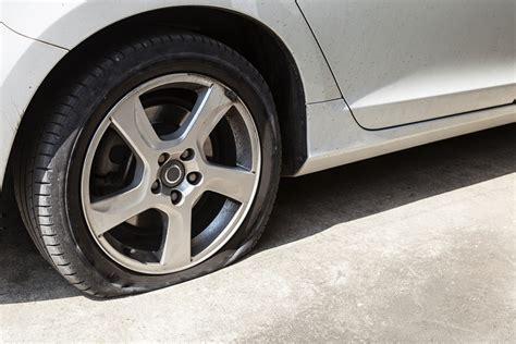 diagnose  fix  slow tire leak ride time