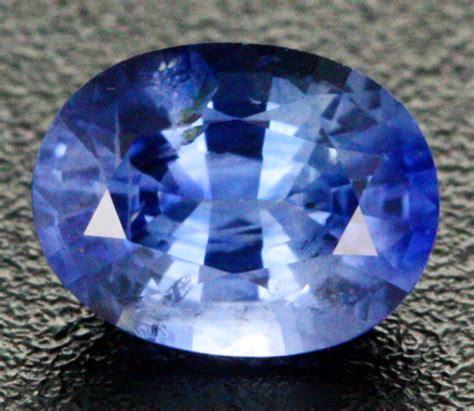 1 23 cts vs certified heated blue ceylon sapphire
