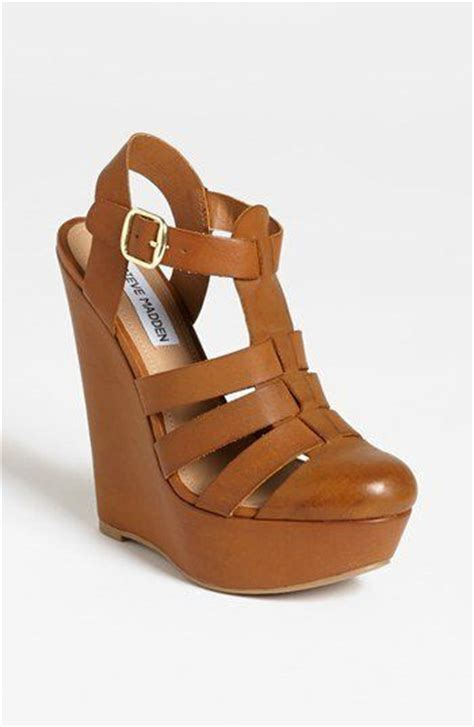 Sandal Wedges Wanita Lcc 958 toed wedge the color matches everything f a s h i o n wedges