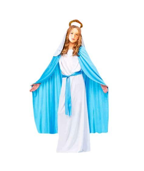 imagenes de vestidos de virgen maria disfraz virgen mar 237 a ni 241 a infantil para navidad