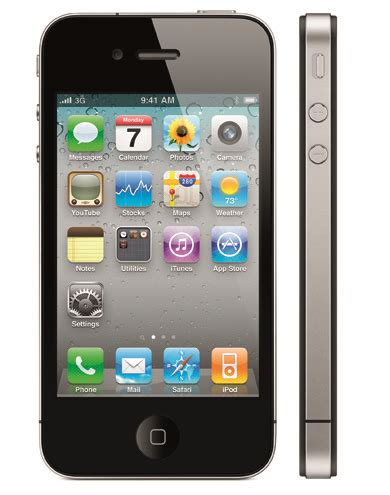 best mobile device iphone 4 wins best mobile device award designtaxi