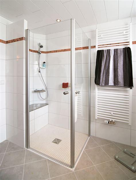 barrierefreie dusche nachträglicher einbau easygo easygo plus blome