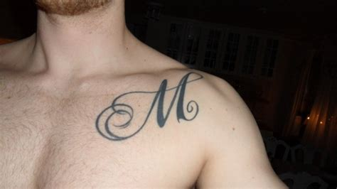 letter m tattoo letter m tattoos on m tattoos initial wrist
