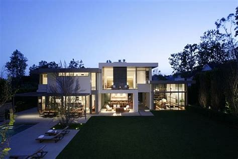 brentwood home los angeles modern brentwood residence in los angeles california
