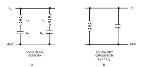 what s the use of inductor what s the use of a decoupling capacitor near a reservoir capacitor electrical engineering
