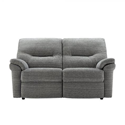 g plan recliner sofas g plan washington 3 seater electric recliner sofa in fabric