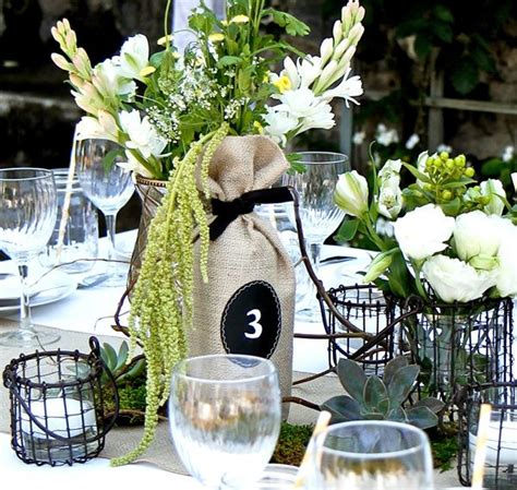 unique rustic home decor top 16 rustic centerpiece designs for easy country party
