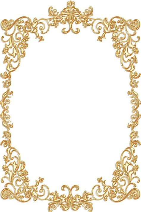 vintage frame templates for photoshop vintage photoshop png frames cutouts 15 oval classic
