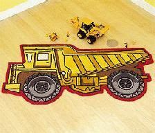 dump truck rug room ideas for zayden on construction bedroom construction and wall stickers