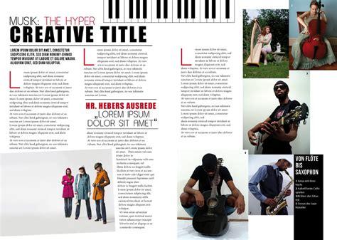 layout krantenartikel musik kursbericht layout by hyoko x3