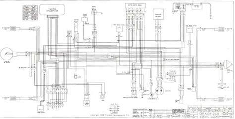 crf450r wiring diagram 2006 honda crf450r service manual
