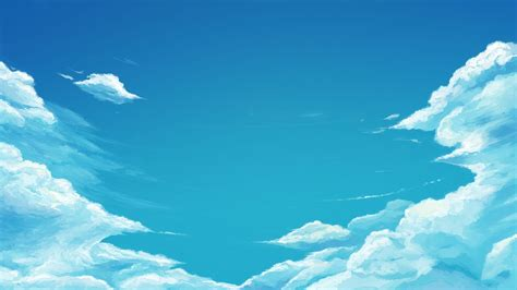 wallpaper hd blue anime animated blue sky hd wallpaper hd latest wallpapers