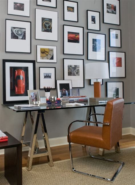 office picture ideas stupefying 7 opening photo collage frame decorating ideas images in home office transitional