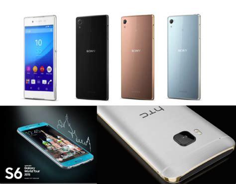 Samsung S6 Vs Sony Z4 samsung galaxy s6 vs sony xperia z4 vs htc one m9 which is the best