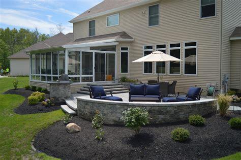 raised paver patio designs raised patio pavers gorgeous raised paver patio design