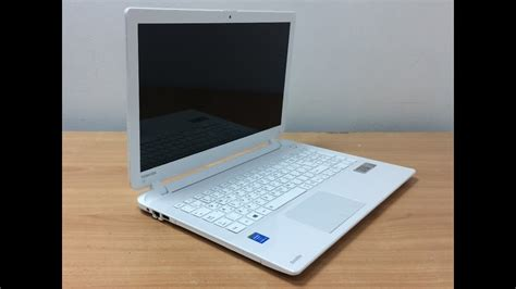 toshiba satellite c55 b1065 laptop unboxing
