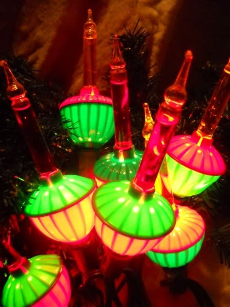 bubble christmas tree lights from my childhood pinterest