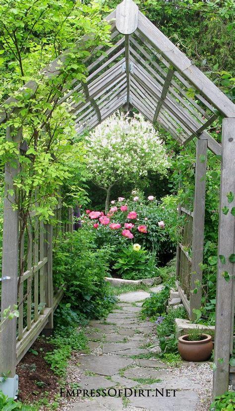 448 Best Images About Walkway Ideas On Pinterest Stone Backyard Trellis Ideas
