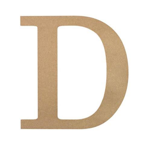 I Decorative by 10 Quot Decorative Wood Letter D Ab2028 Mardigrasoutlet