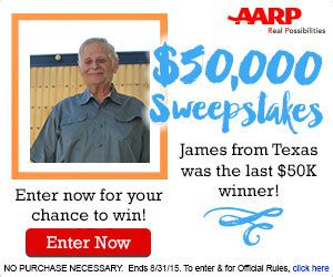 Aarp 50000 Retirement Giveaway Sweepstakes - win 50 000 from aarp seriously free stuff