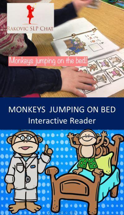 monkeys jumping on the bed story best 20 five little monkeys ideas on pinterest five