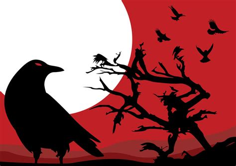 The Murder Of Crows by Murder Of Crows By Drakarn91 On Deviantart