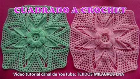 cruz artesanal a crochet paso a paso youtube cuadrado a crochet paso a paso para colchas y cubrecamas