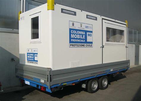 cucina mobile usata festa e nuova cucina mobile per la prociv di modena