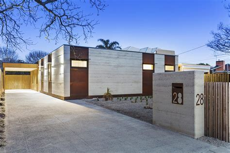 rammed earth houses australia rammed earth houses rammed earth walls the home of