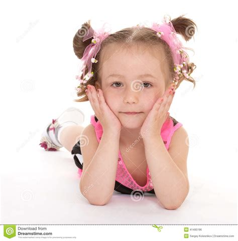 charming little models charming little girl stock photo image of shouting