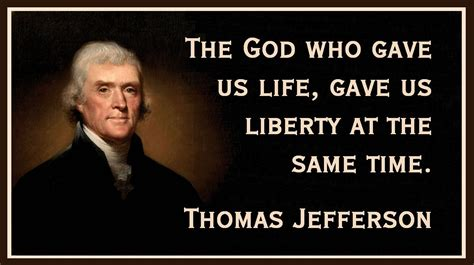quotes thomas jefferson god and government thomas jefferson quotes quotesgram
