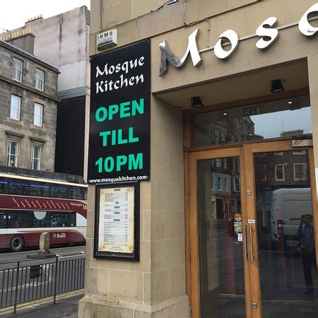 S Kitchen Edinburgh by The Mosque Kitchen Edinburgh Omd 246 Om Restauranger