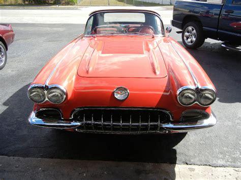 1958 corvette restoration 1958 corvette ls2 resto mod restoration